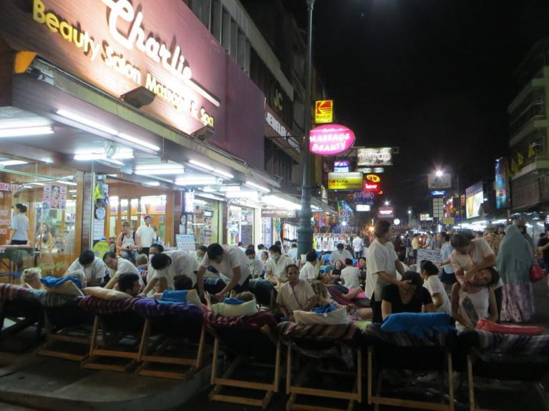 Kao San Road