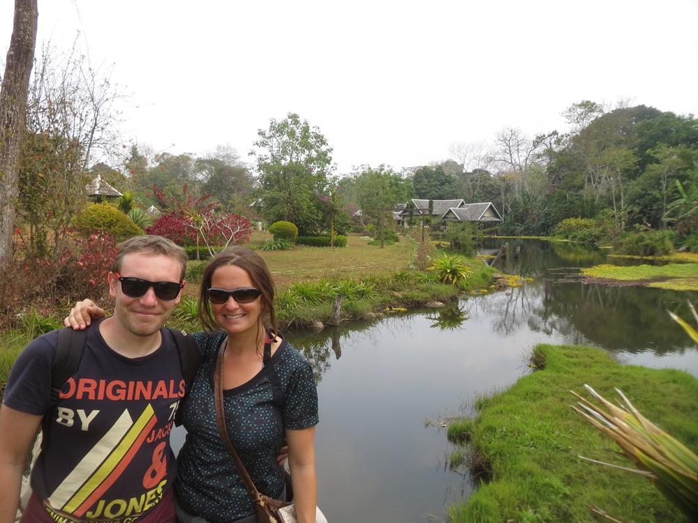 Sinouk garden resort