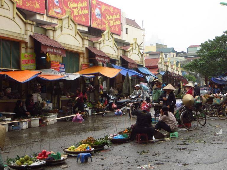 Marché Dong Xuan
