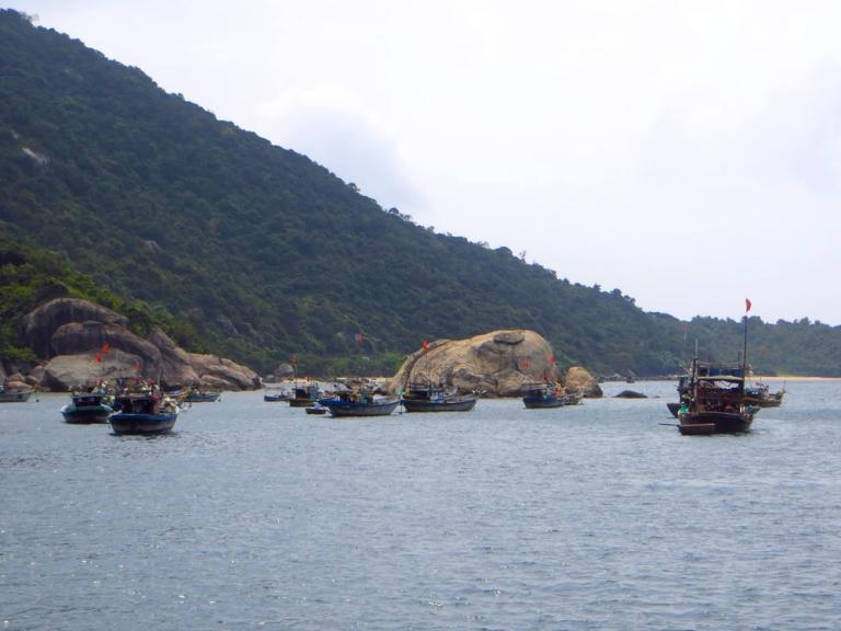 Iles de Cham