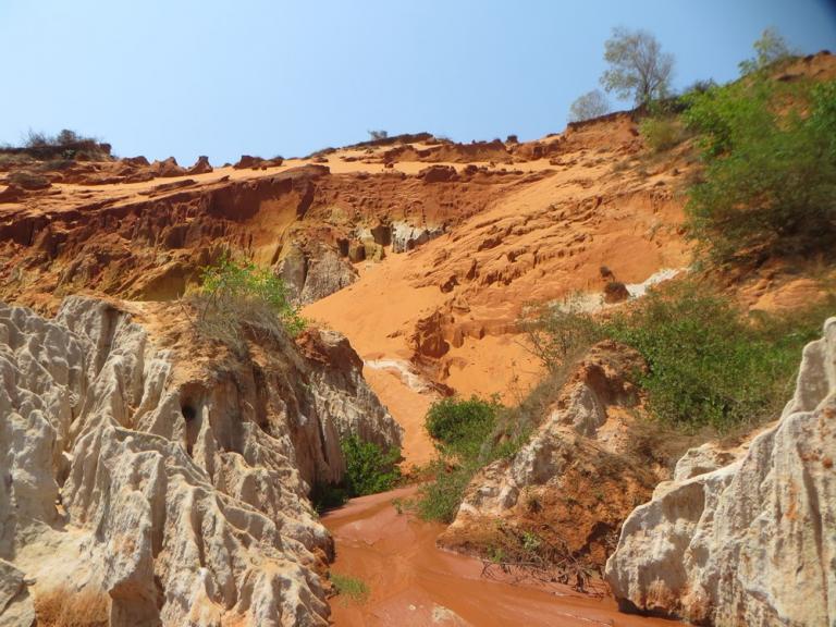 Canyon des fées
