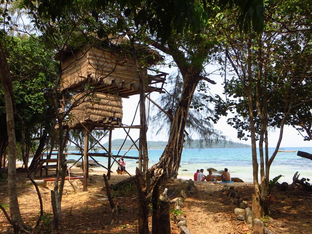 Koh Rong - Sok San beach