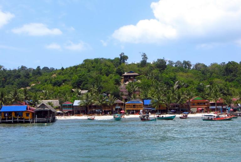 Koh Rong - Koh Tuich