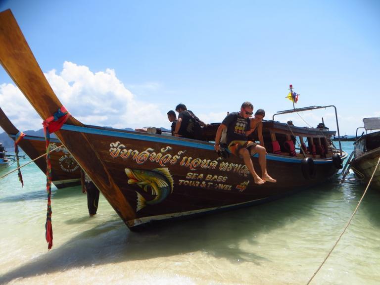 Five Islands tour