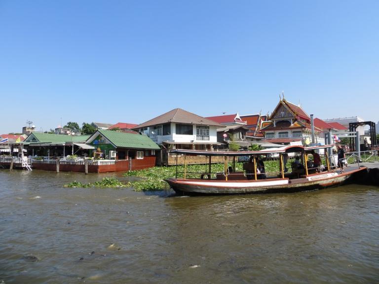 Fleuve Chao Phraya