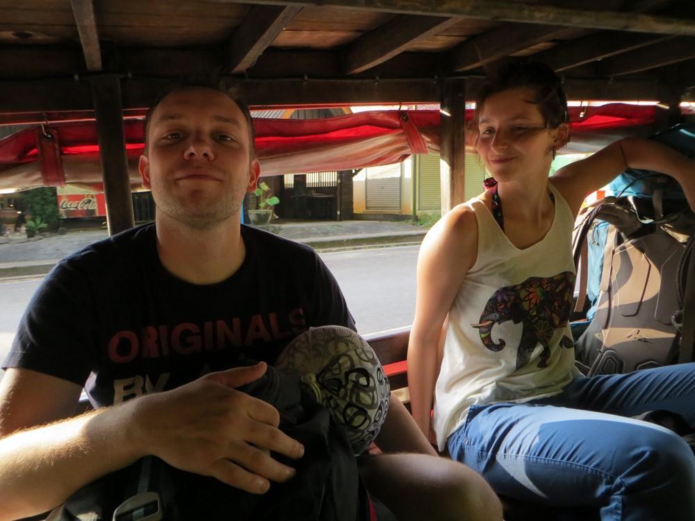 Bus Ranong