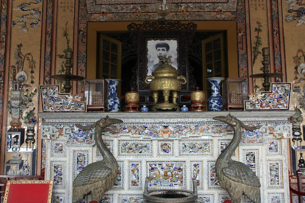 Tombeau de Khai Dinh