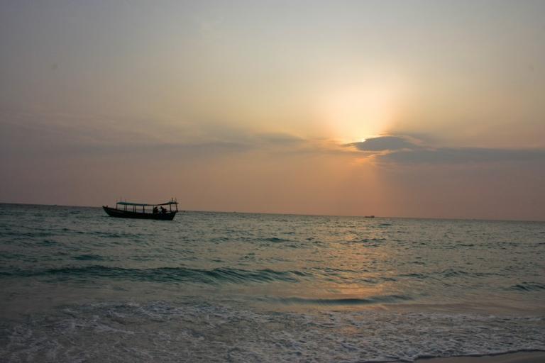 Koh Rong - Long beach