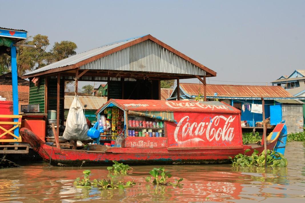 Village flottant