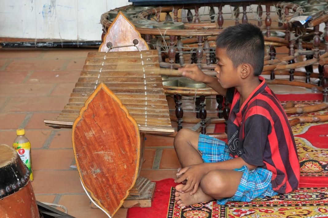 Ecole de cirque Phare Ponleu Selpak