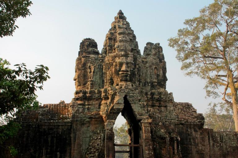 Porte d'Angkor Thom