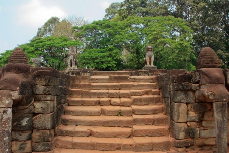 La Terrasse des Eléphants