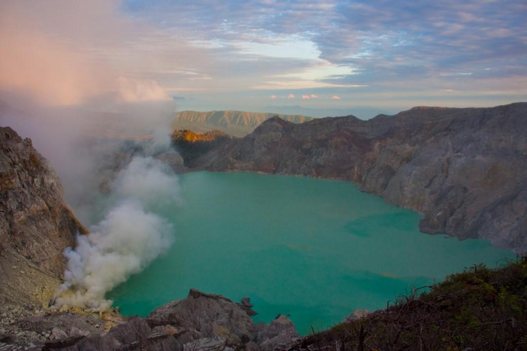 Volcans Bromo et Ijen
