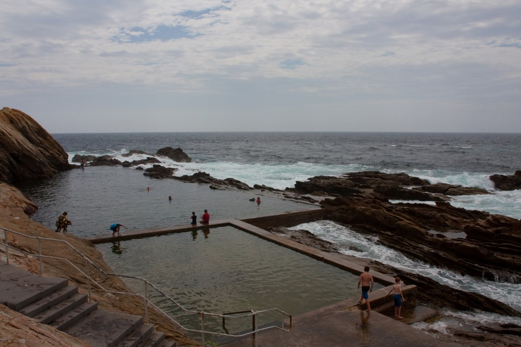 Bermagui Blue Pool