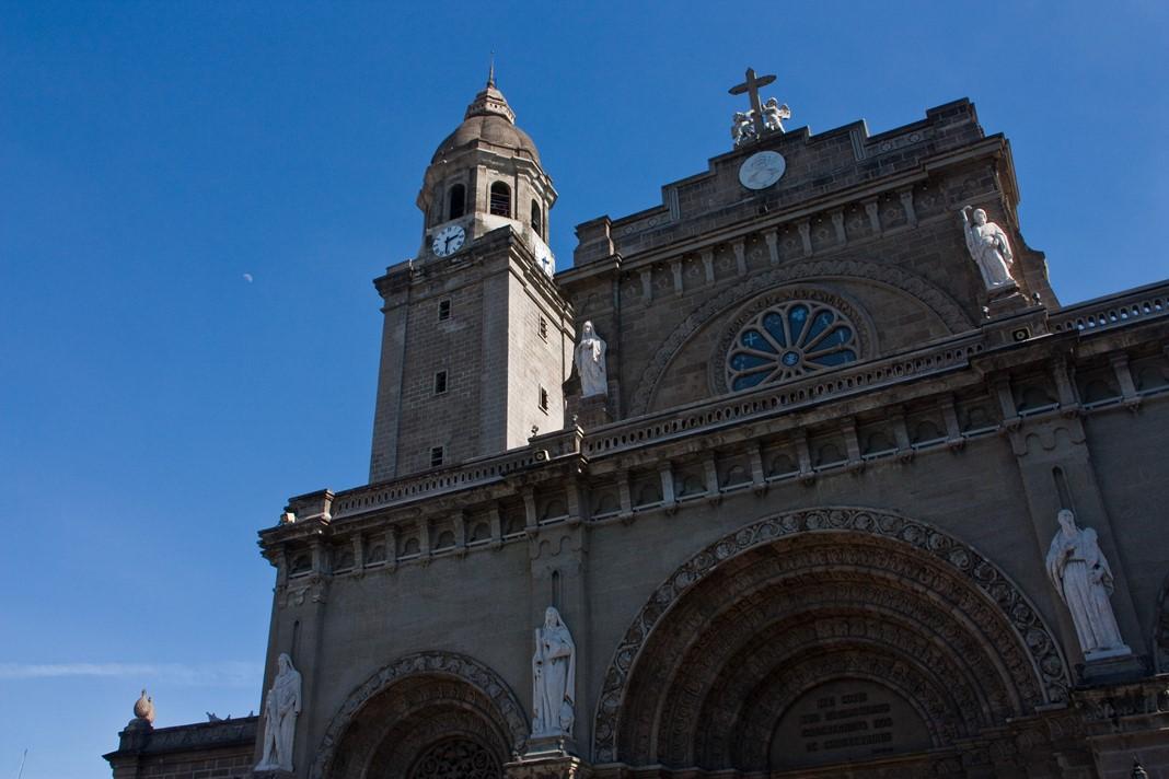 Cathédrale de Manille