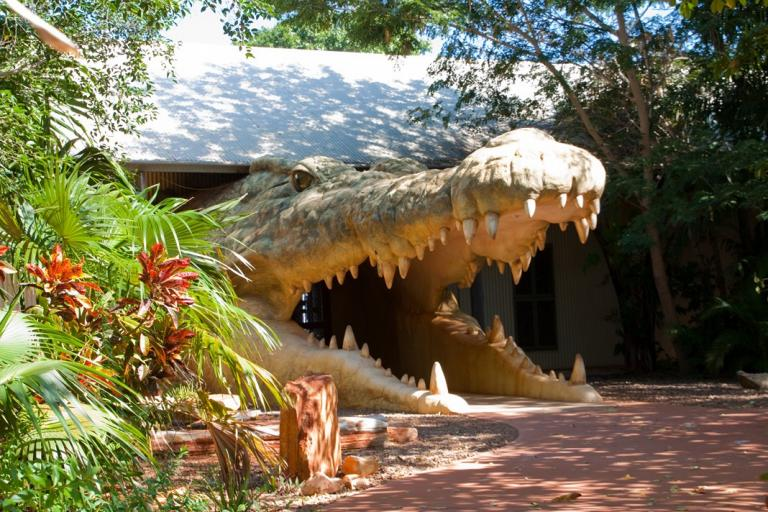 Malcolm Douglas Crocodile Park
