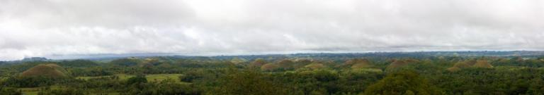 Chocolat Hills