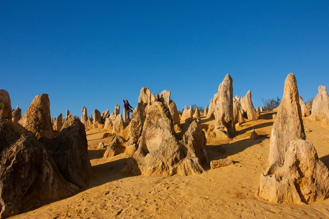Pinnacles
