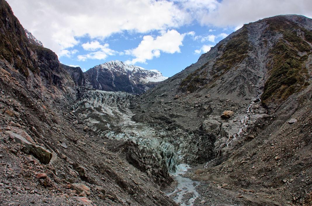 Franz Joseph et Fox Glacier